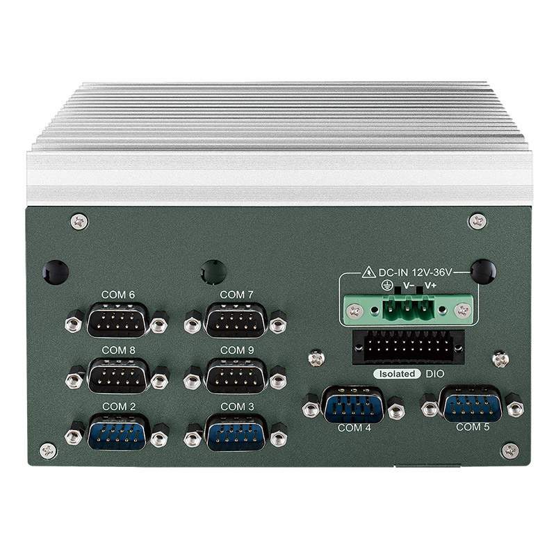 Fanless PC Box , Ultra-Compact Systems - SPC-3530