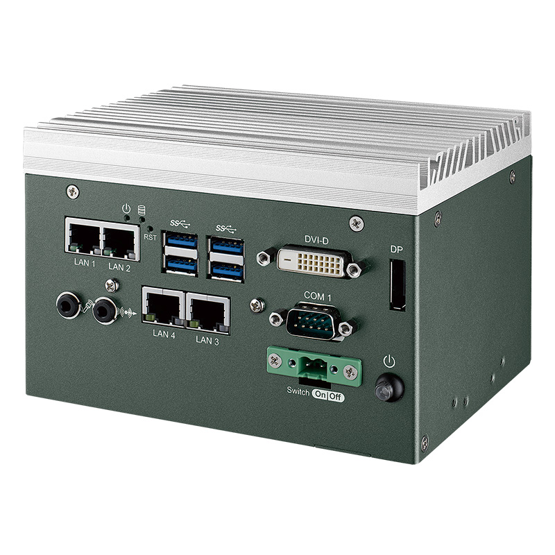 Box PC Fanless - SPC-3530