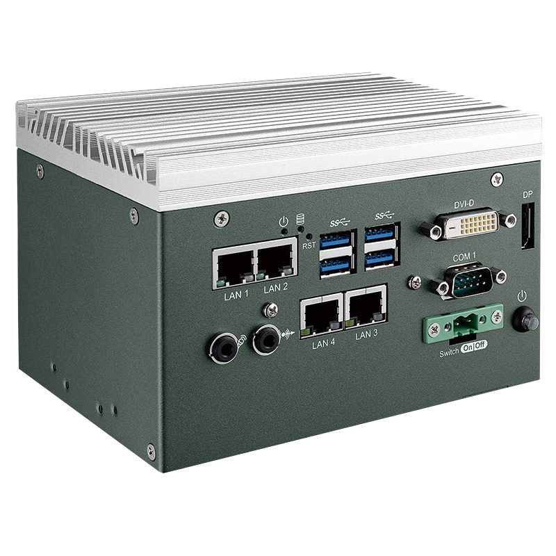 Box PC Fanless , Ultra-Compact Systems - SPC-3530