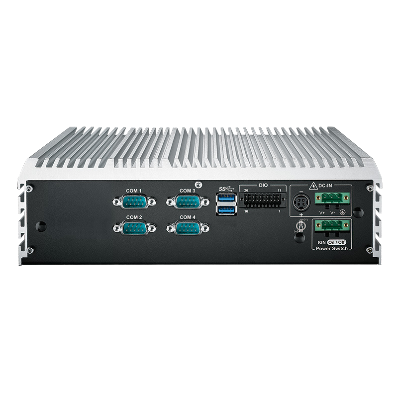 Fanless Box PCs , High-Performance Systems - ECS-9000-2G