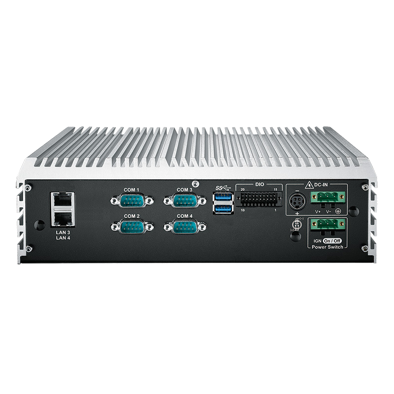 Fanless Box PCs , High-Performance Systems - ECS-9000-6FR