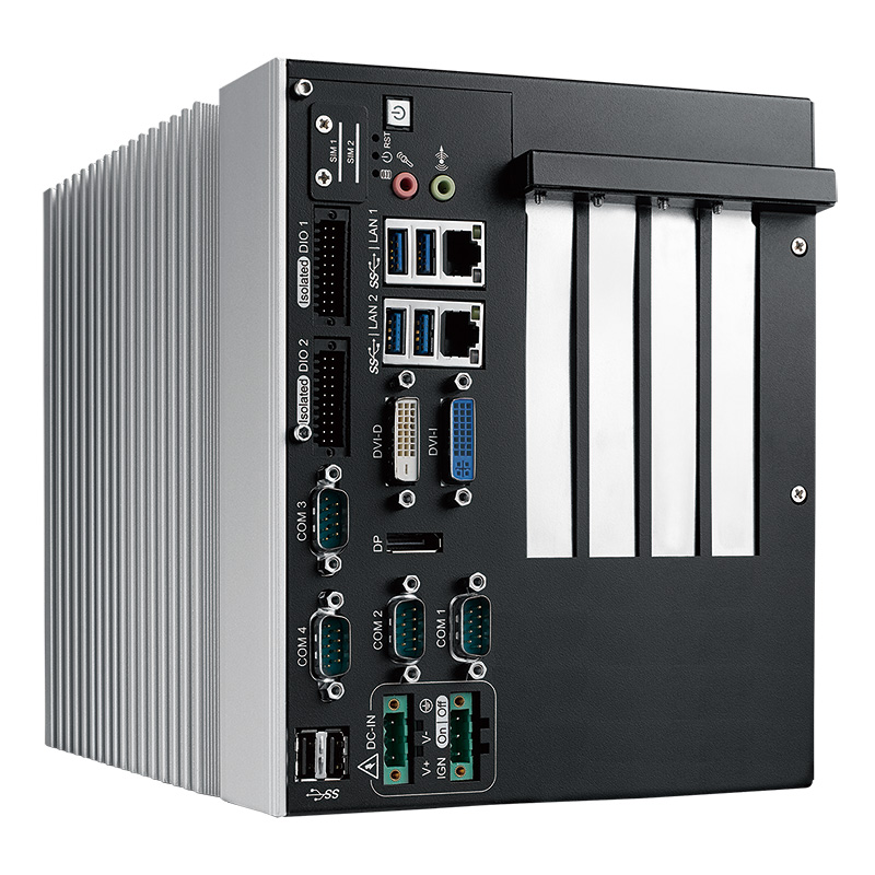 Expandable Systems , Fanless Box PCs - RCS-9440
