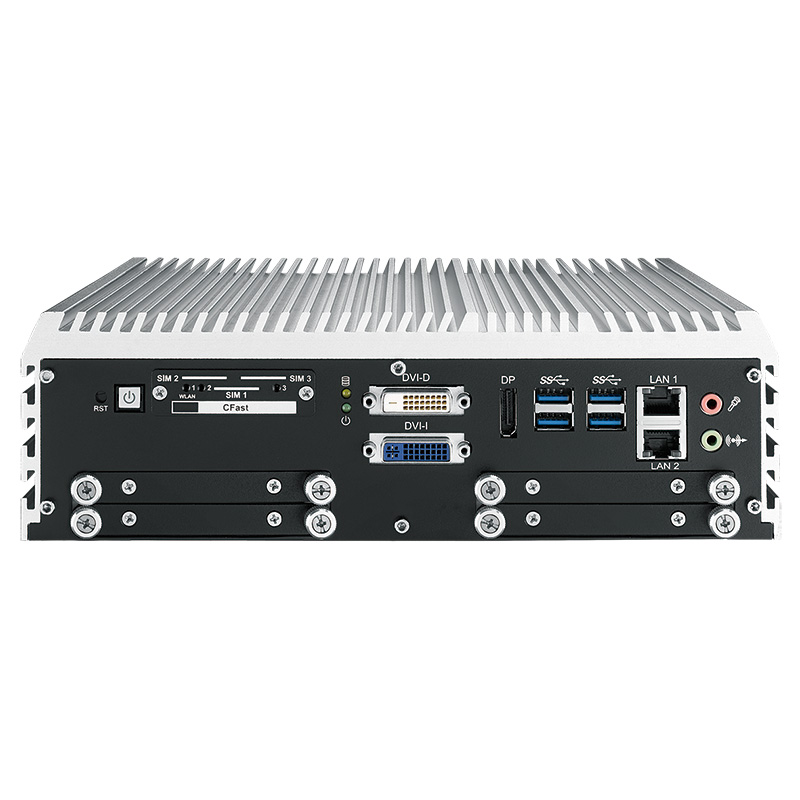 Box PC Fanless , In Vehicle - IVH-9204MXC