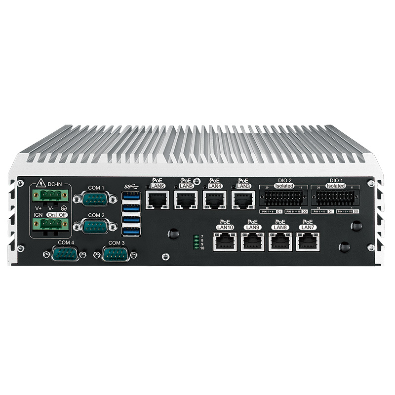 Fanless PC Box , High-Performance Systems - ECS-9280C