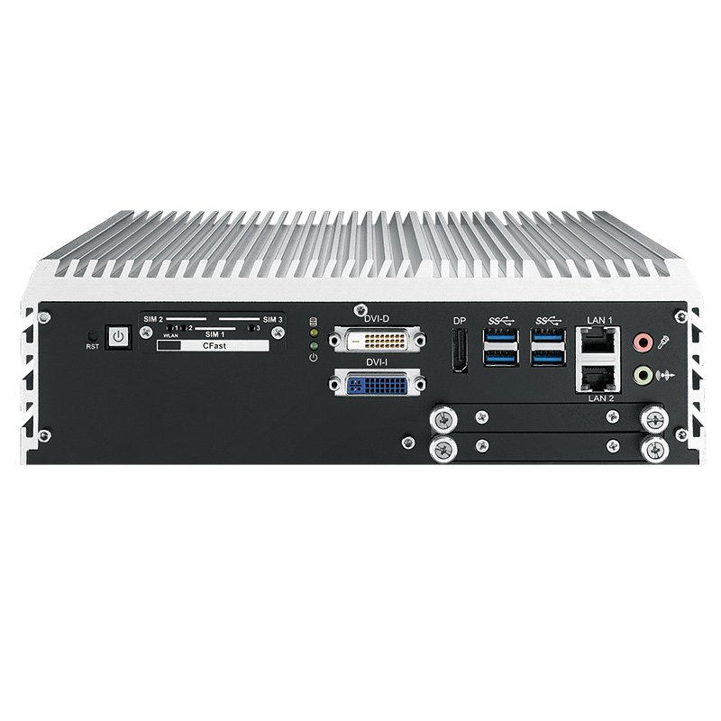 Box PC Fanless , Expandable Systems - ECS-9210M