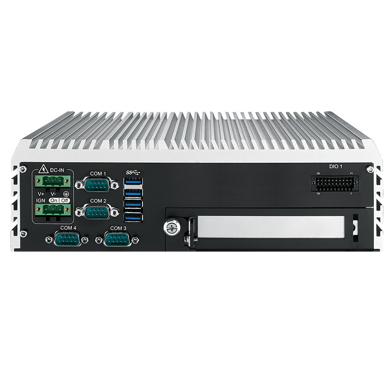 Expandable Systems , Fanless PC Box - ECS-9110