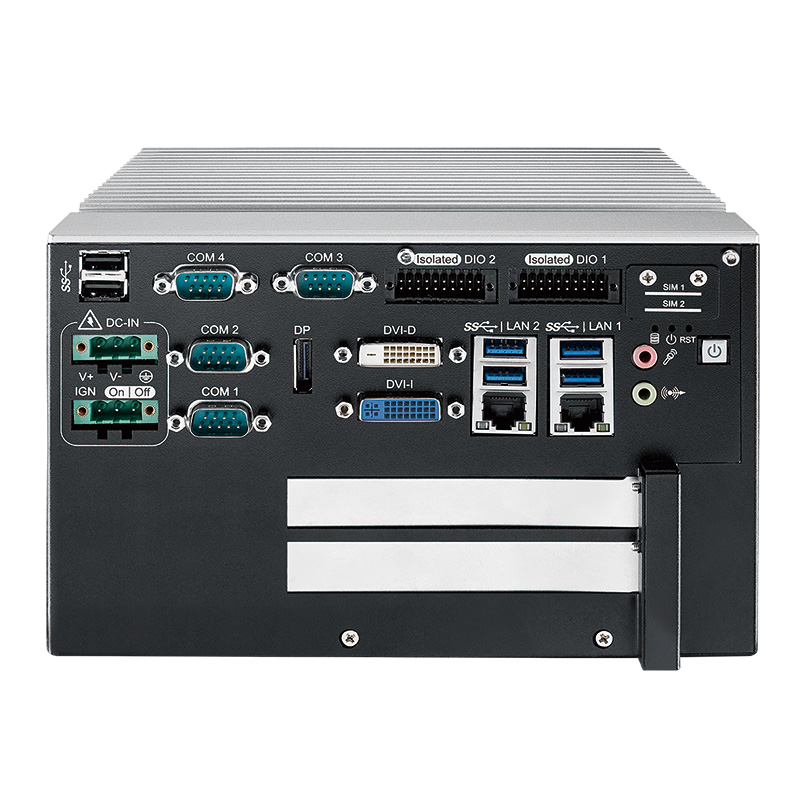 Box PC Fanless , Expandable Systems , High-Performance Systems , In Vehicle - RCS-9211