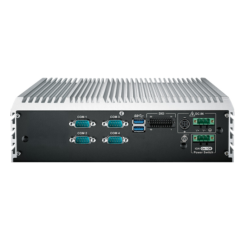 Fanless PC Box , High-Performance Systems - ECS-9000-2R