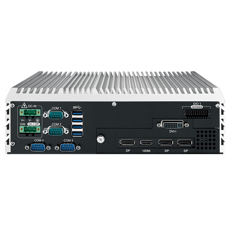 Box PC Fanless - ECS-9100 GTX1050