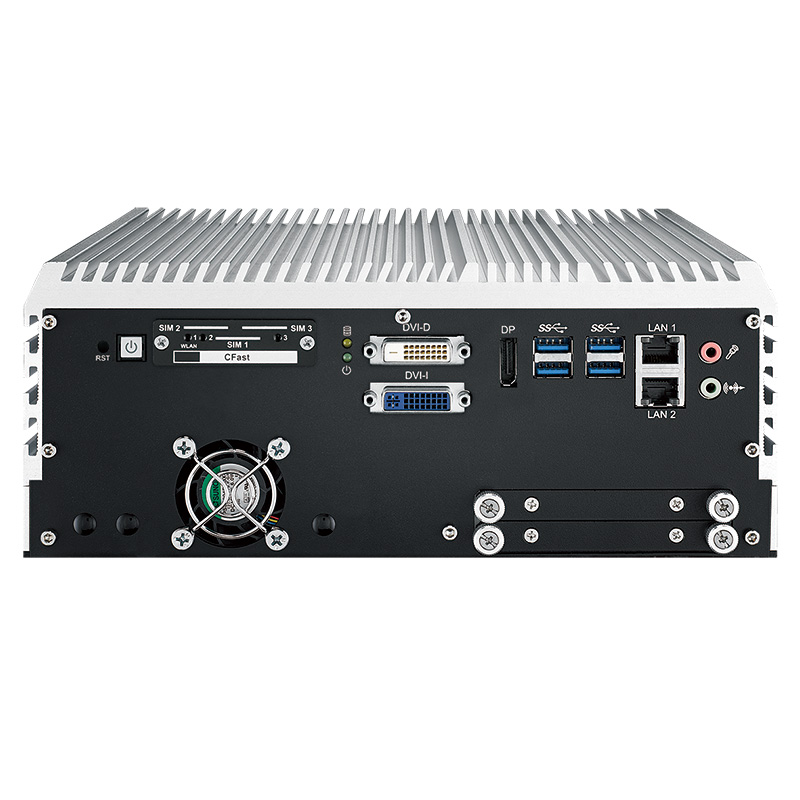 Fanless PC Box , GPU Computing Systems , High-Performance Systems , In Vehicle , PoE Embedded Systems - ECS-9204M GTX950