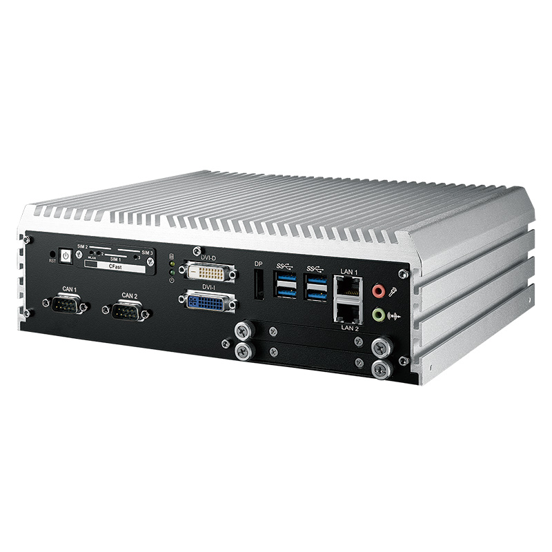 Box PC Fanless , High-Performance Systems - ECS-9244MC