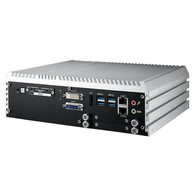 Box PC Fanless , Expandable Systems , High-Performance Systems , In Vehicle , PoE Embedded Systems - ECS-9201M