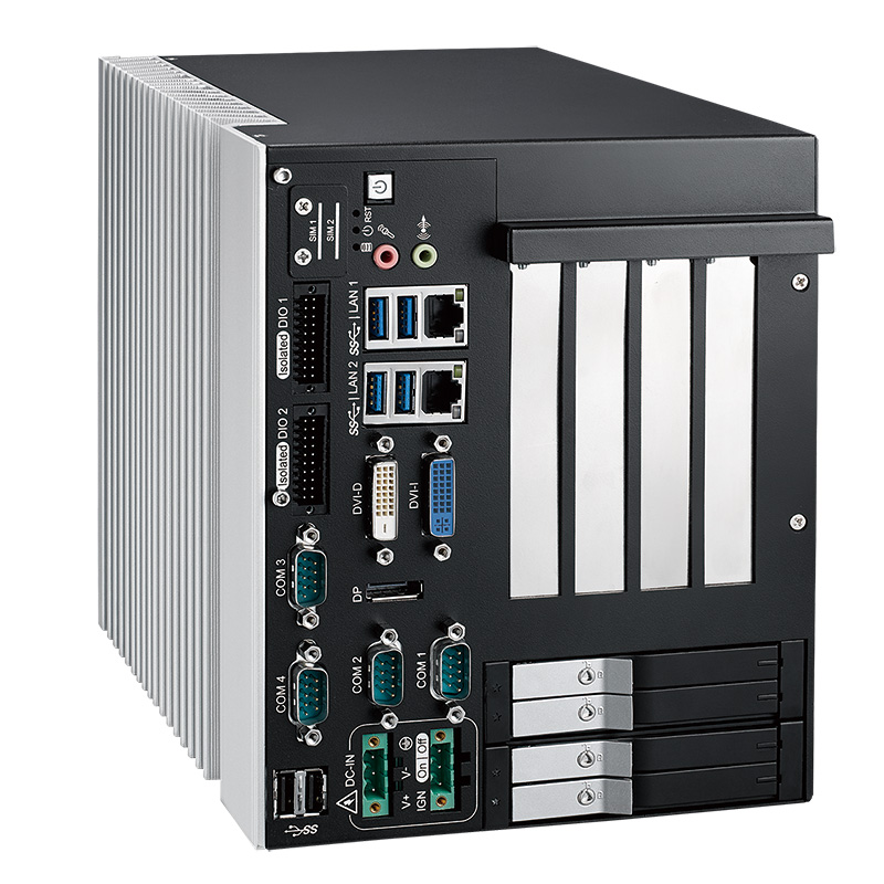 Expandable Systems , Fanless PC Box - RCS-9422R