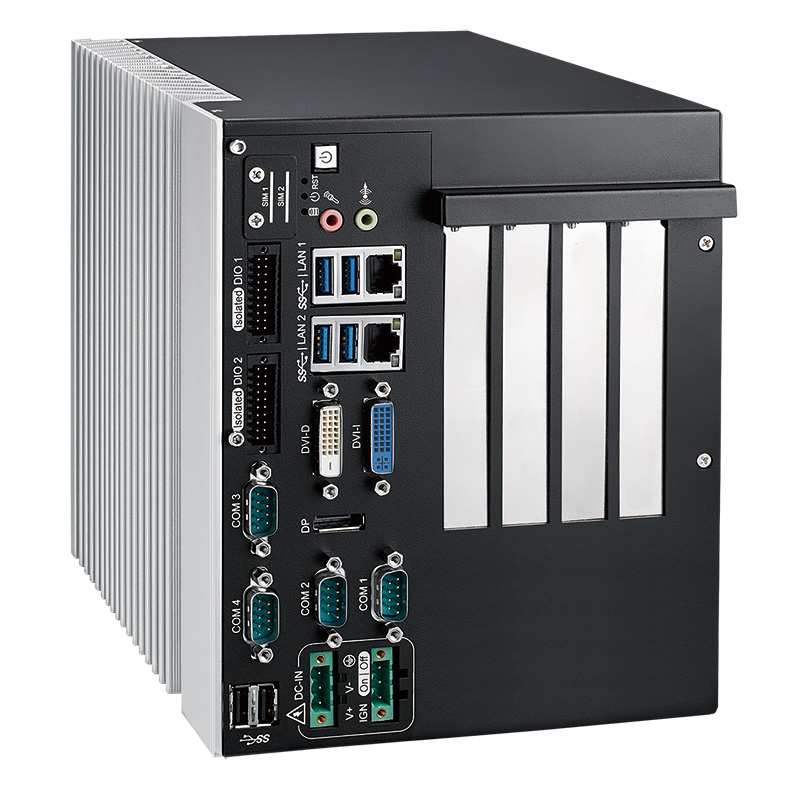 Box PC Fanless , Expandable Systems , High-Performance Systems , In Vehicle - RCS-9404