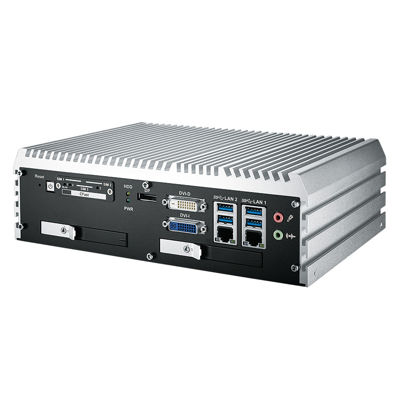 Box PC Fanless , High-Performance Systems - ECS-9000-2R