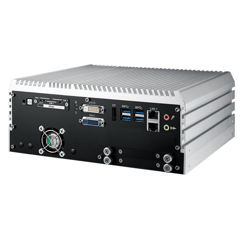 Box PC Fanless , GPU Computing Systems , High-Performance Systems , In Vehicle , PoE Embedded Systems - ECS-9204MX GTX950
