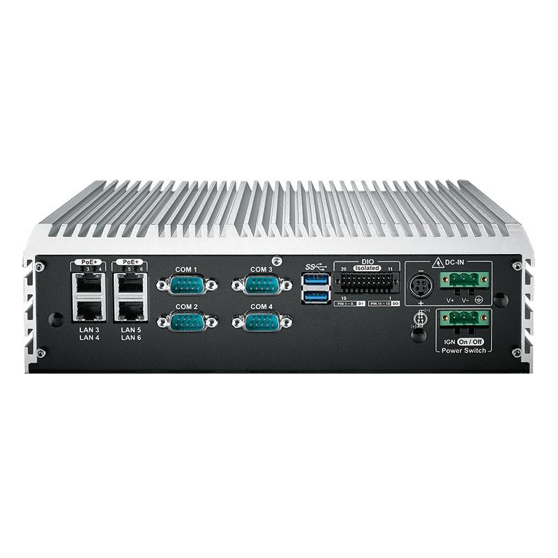 10G Ethernet Systems , Box PC Fanless - ECS-9071