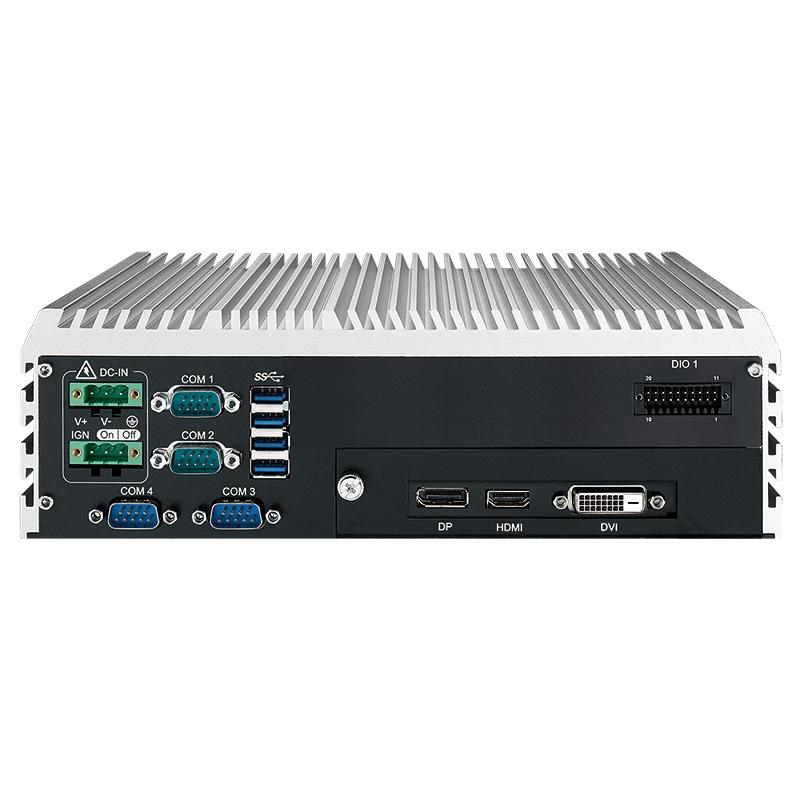 Fanless Box PCs , GPU Computing Systems - ECS-9100 GTX1050