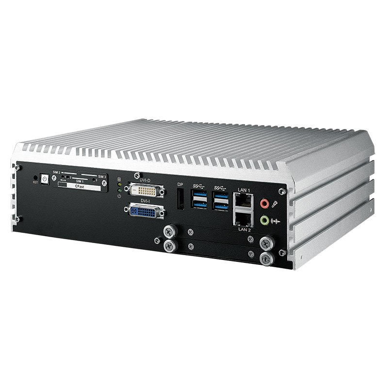 Expandable Systems , Fanless Box PCs - ECS-9101