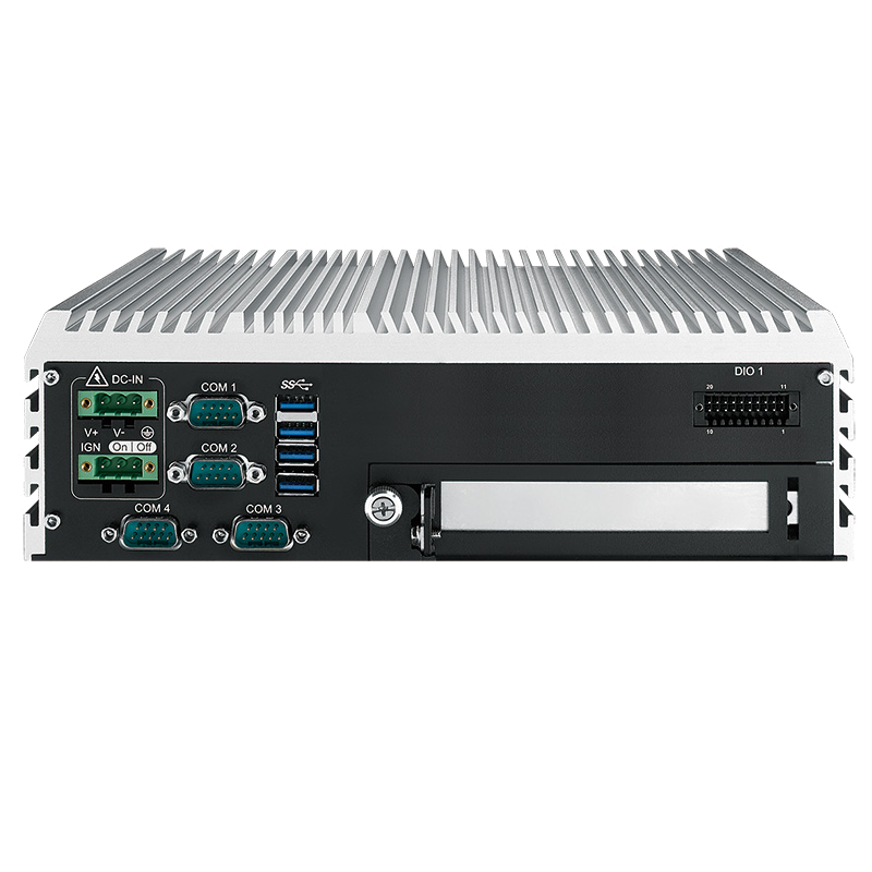 Expandable Systems , Fanless Box PCs - ECS-9110