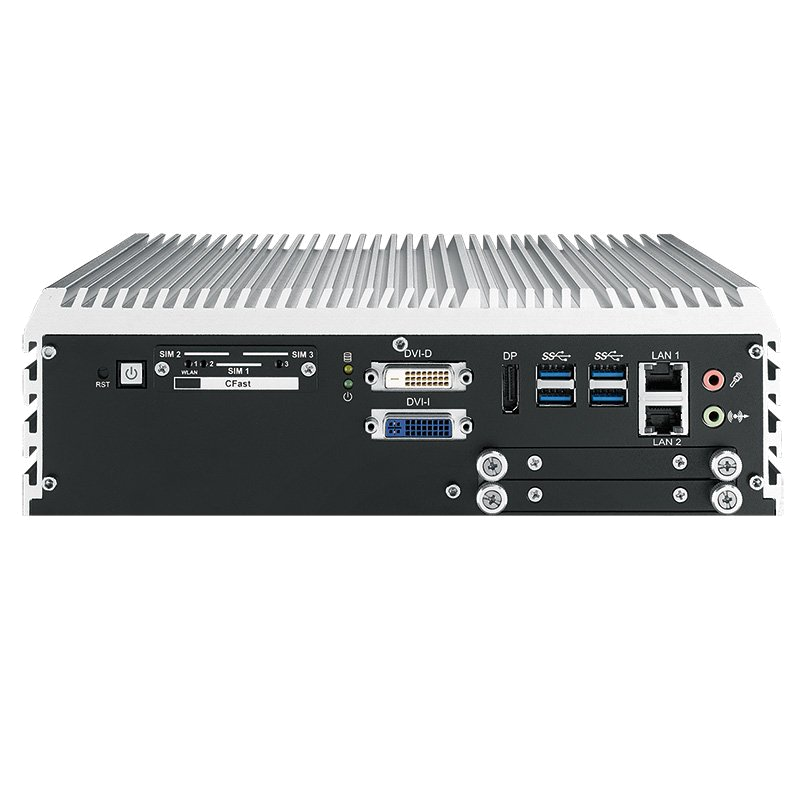 Box PC Fanless , Expandable Systems - ECS-9201M