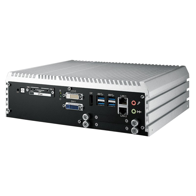 Expandable Systems , Fanless Box PCs - ECS-9201