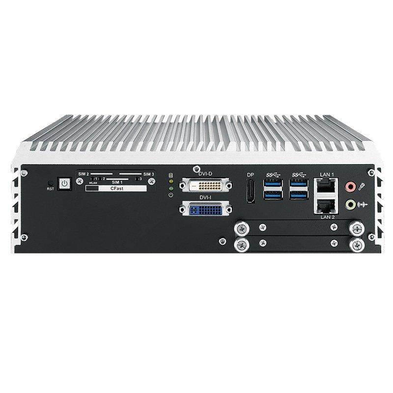 Box PC Fanless , Expandable Systems - ECS-9210M