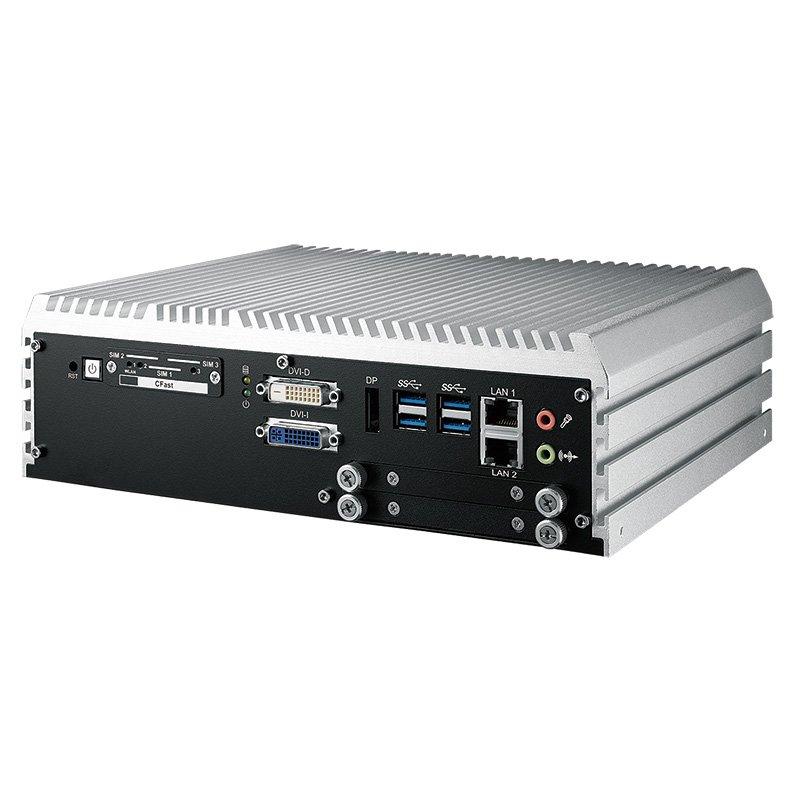 Box PC Fanless , Expandable Systems - ECS-9210