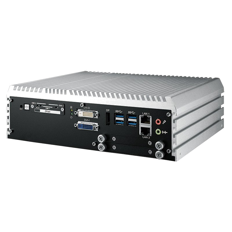 Box PC Fanless , High-Performance Systems - ECS-9280