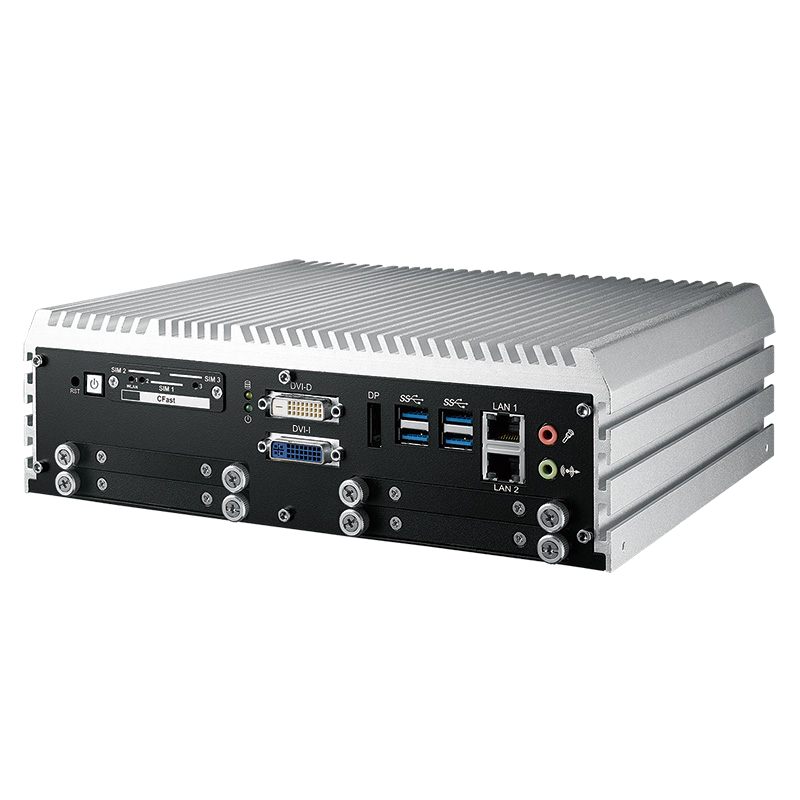 Fanless Box PCs , In Vehicle - IVH-9200M