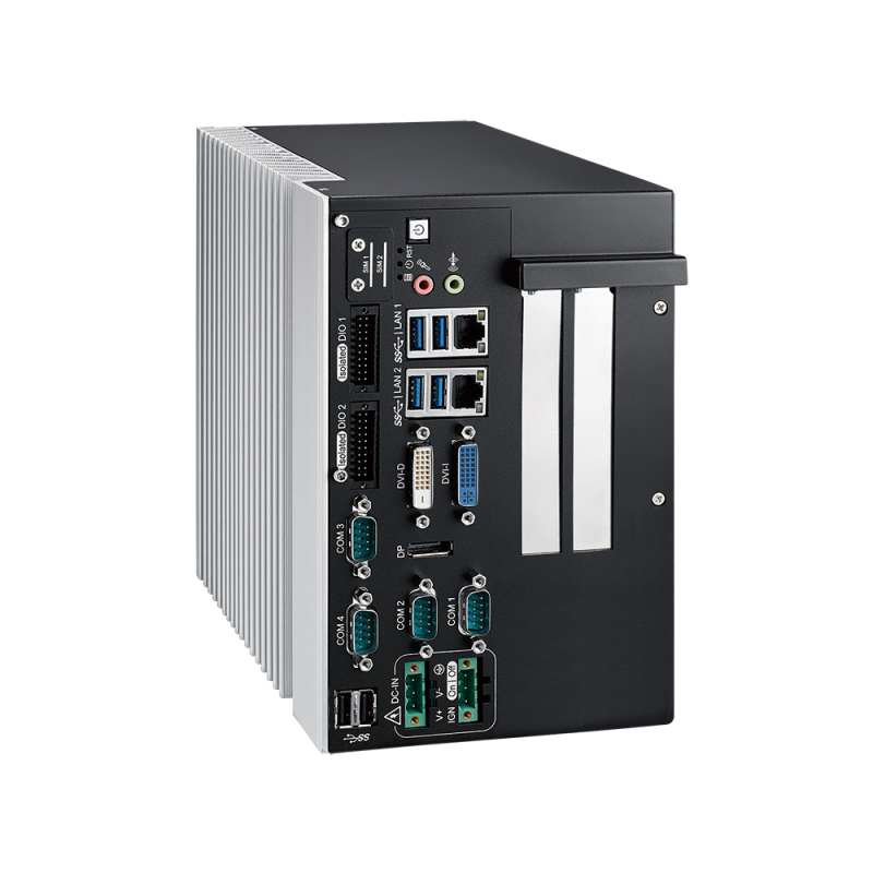 Expandable Systems , Fanless Box PCs - RCS-9211