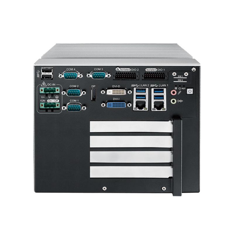Expandable Systems , Fanless Box PCs - RCS-9404