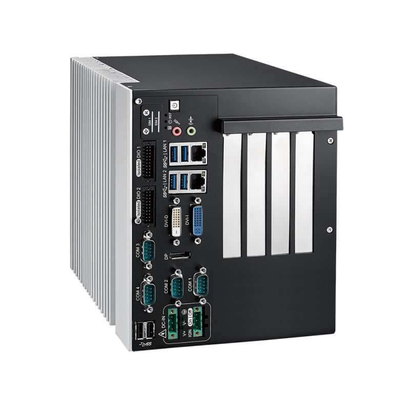 Box PC Fanless , Expandable Systems - RCS-9404