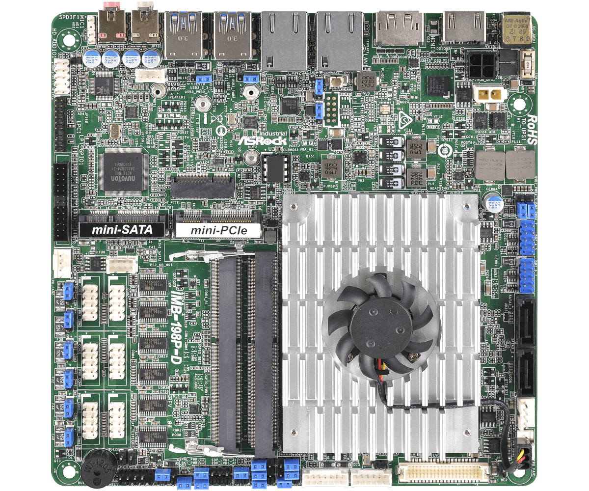 Mini-ITX , SBC EMBEDDED - IMB-199