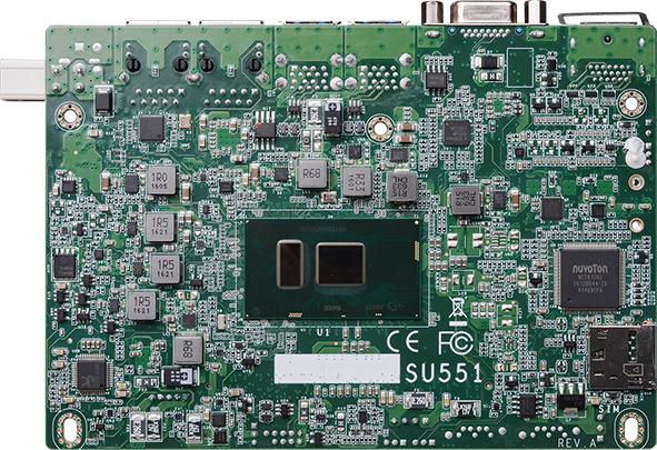 3,5 , SBC EMBEDDED - SU551