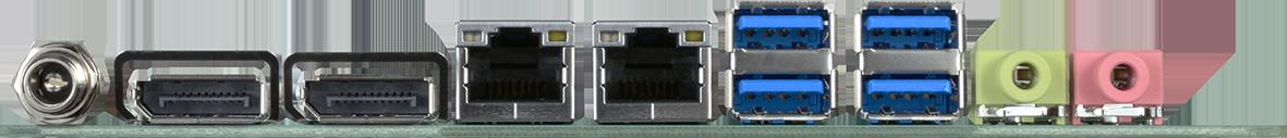 Mini-ITX , SBC EMBEDDED - KU171