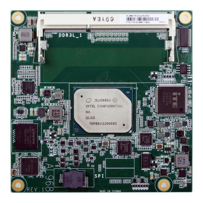 COM Express Compact , Computer On Module - AL968