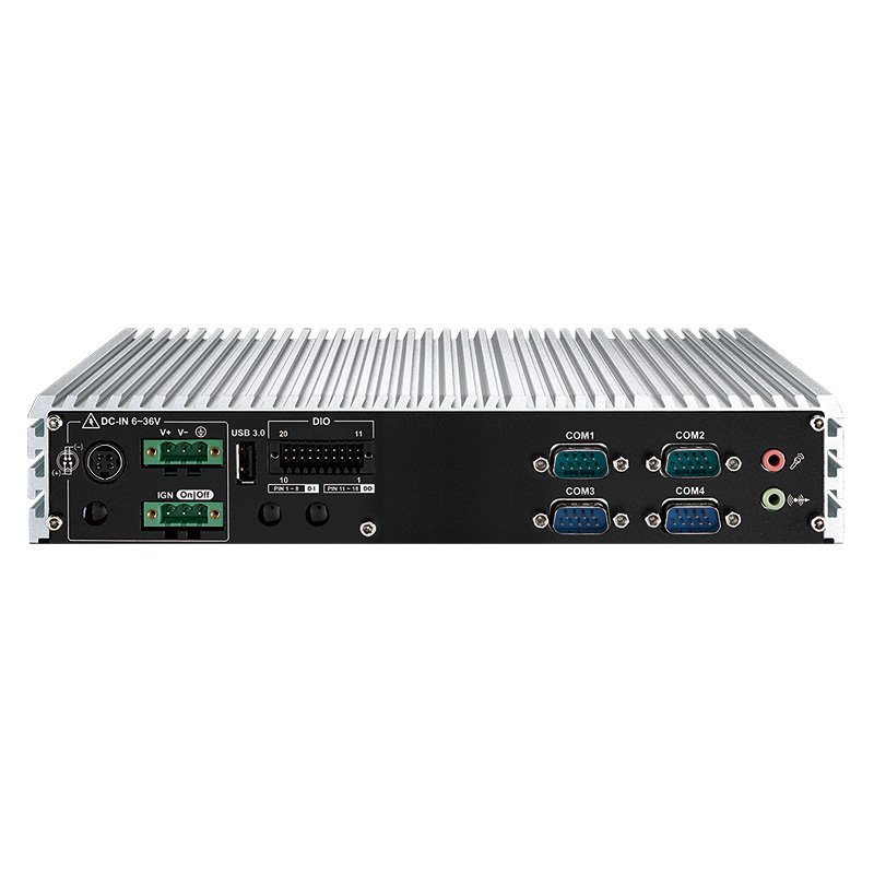 Box PC Fanless , Ultra-Compact Systems - ECS-4500-2G