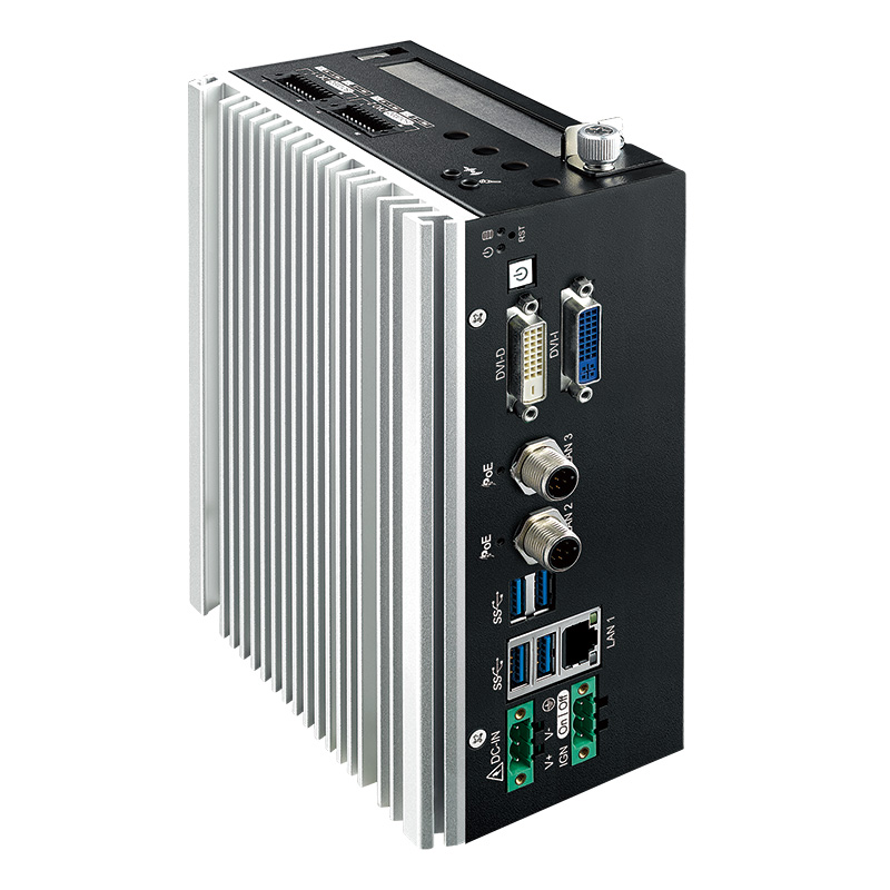 Fanless PC Box , Ultra-Compact Systems - ARS-2000