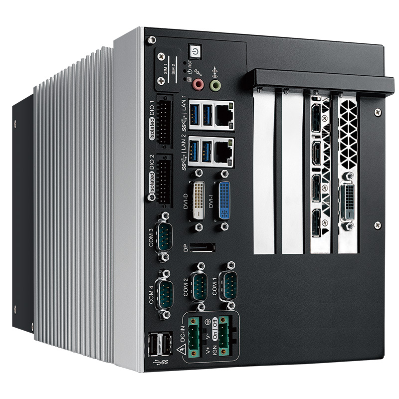 Fanless PC Box , GPU Computing Systems - RCS-9400F-GTX1080