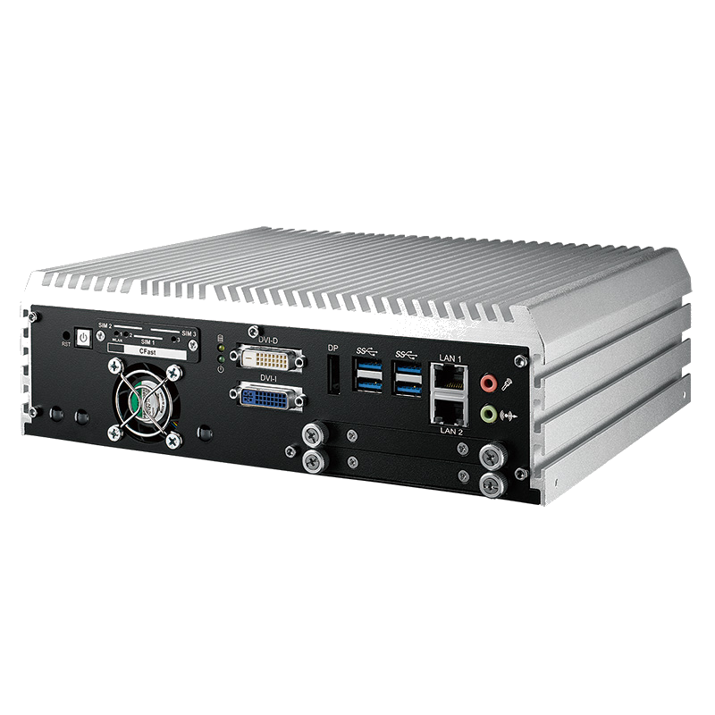 Fanless Box PCs , GPU Computing Systems - ECS-9240-GTX1050