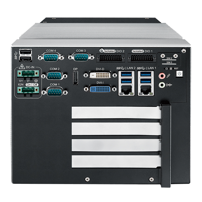 Box PC Fanless , GPU Computing Systems - RCS-9400F