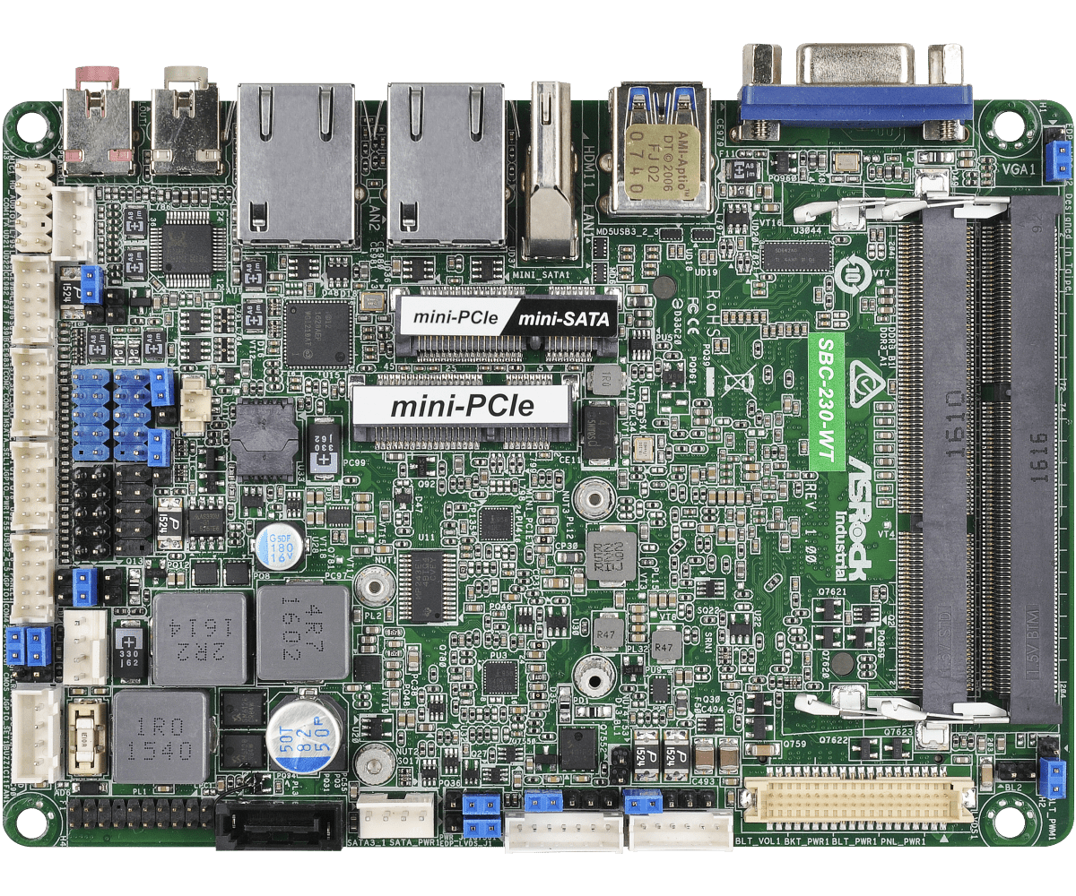 3,5 , SBC EMBEDDED - SBC-230