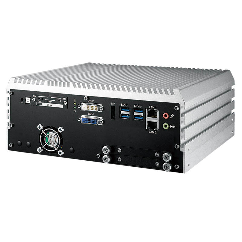 Fanless PC Box , GPU Computing Systems - ECS-9280-GTX1050