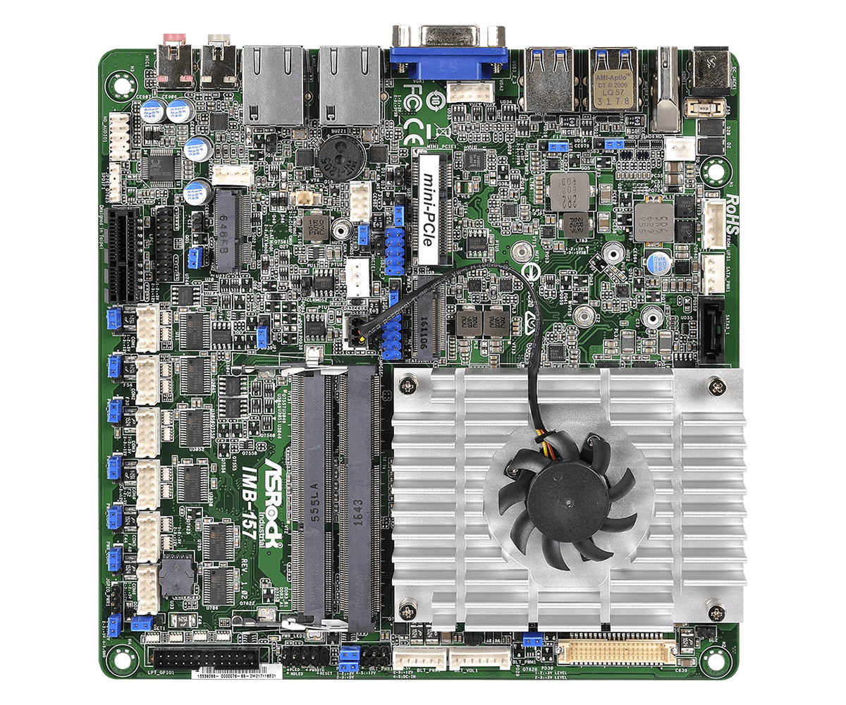 Mini-ITX - IMB-157