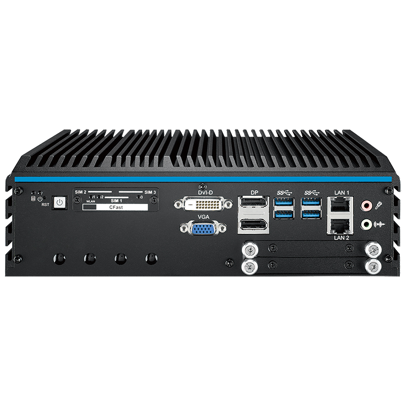 Fanless Box PCs , GPU Computing Systems - EVS-1000