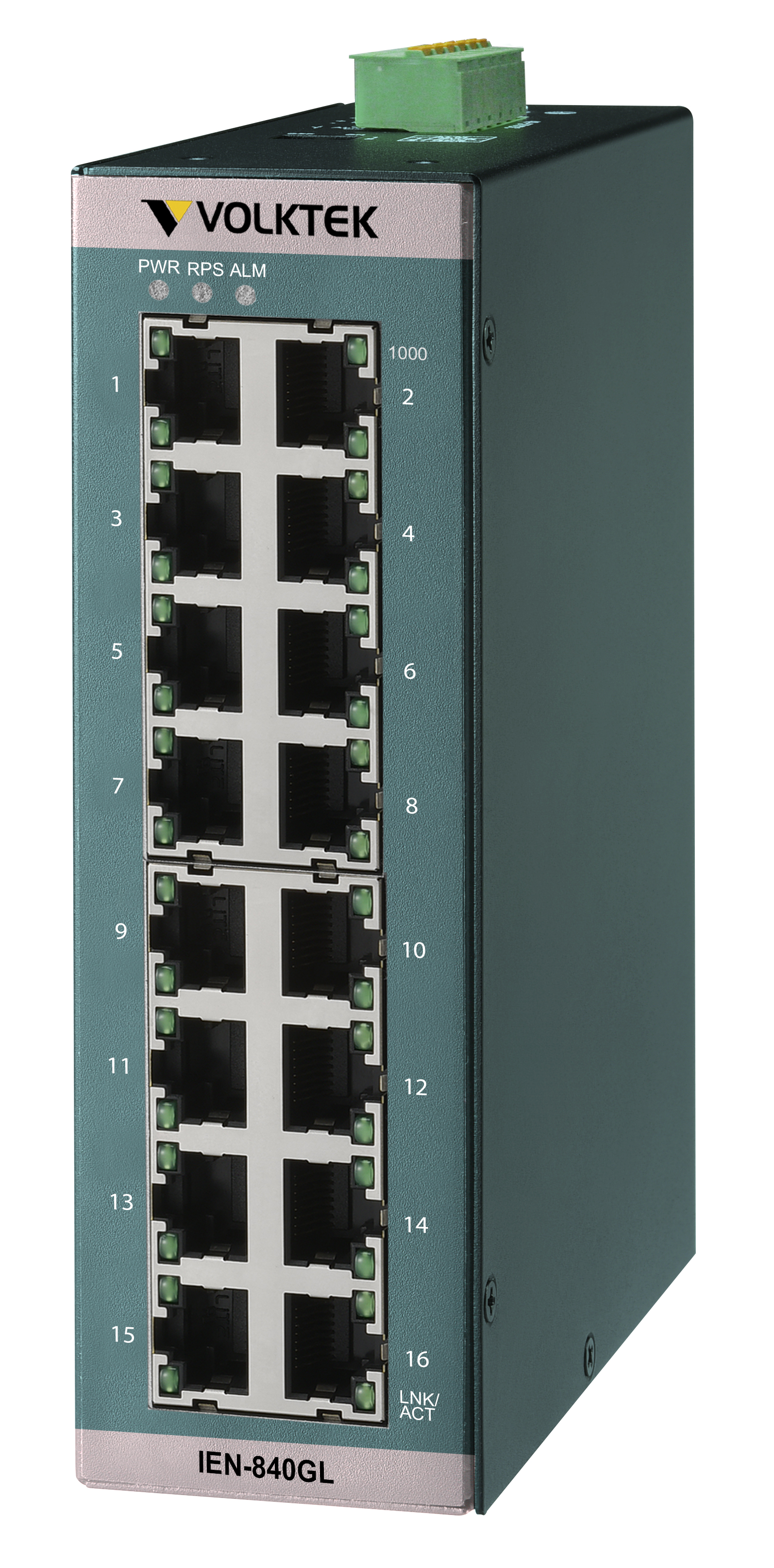 Industrial Ethernet Switches , Lite Managed - IEN-840GL
