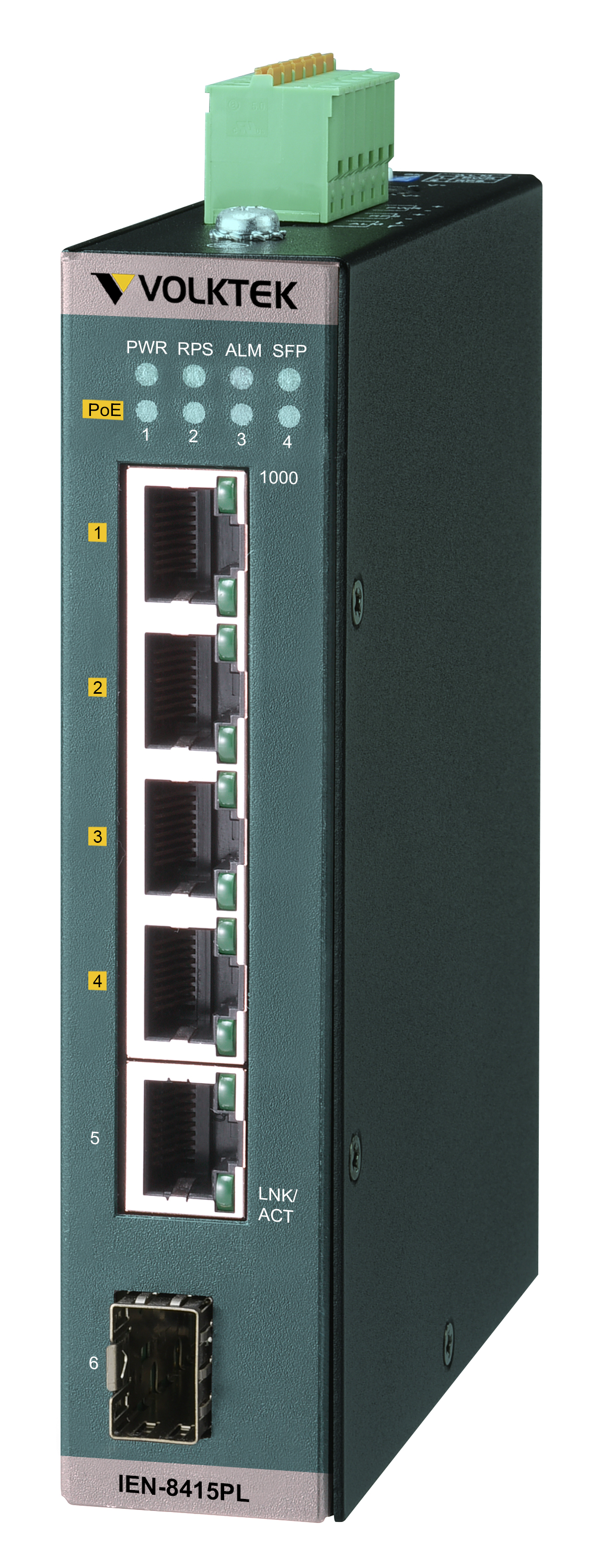 Industrial Ethernet Switches , Lite Managed - IEN-8415PL