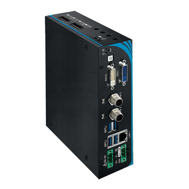 Box PC Fanless , Box PC Rugged , Ultra-Compact Systems - ARS-2000ML
