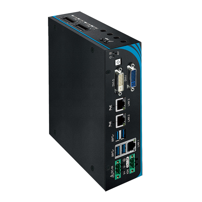 Fanless Box PCs , Ultra-Compact Systems - ARS-2000L